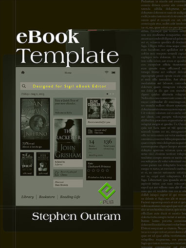 eBook Template Stephen Outram