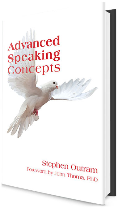 Advanced Speaking Concepts by Stephen Outram